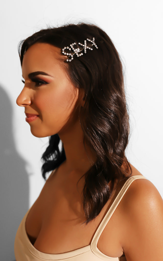 Sleek and Sexy Hair Clip