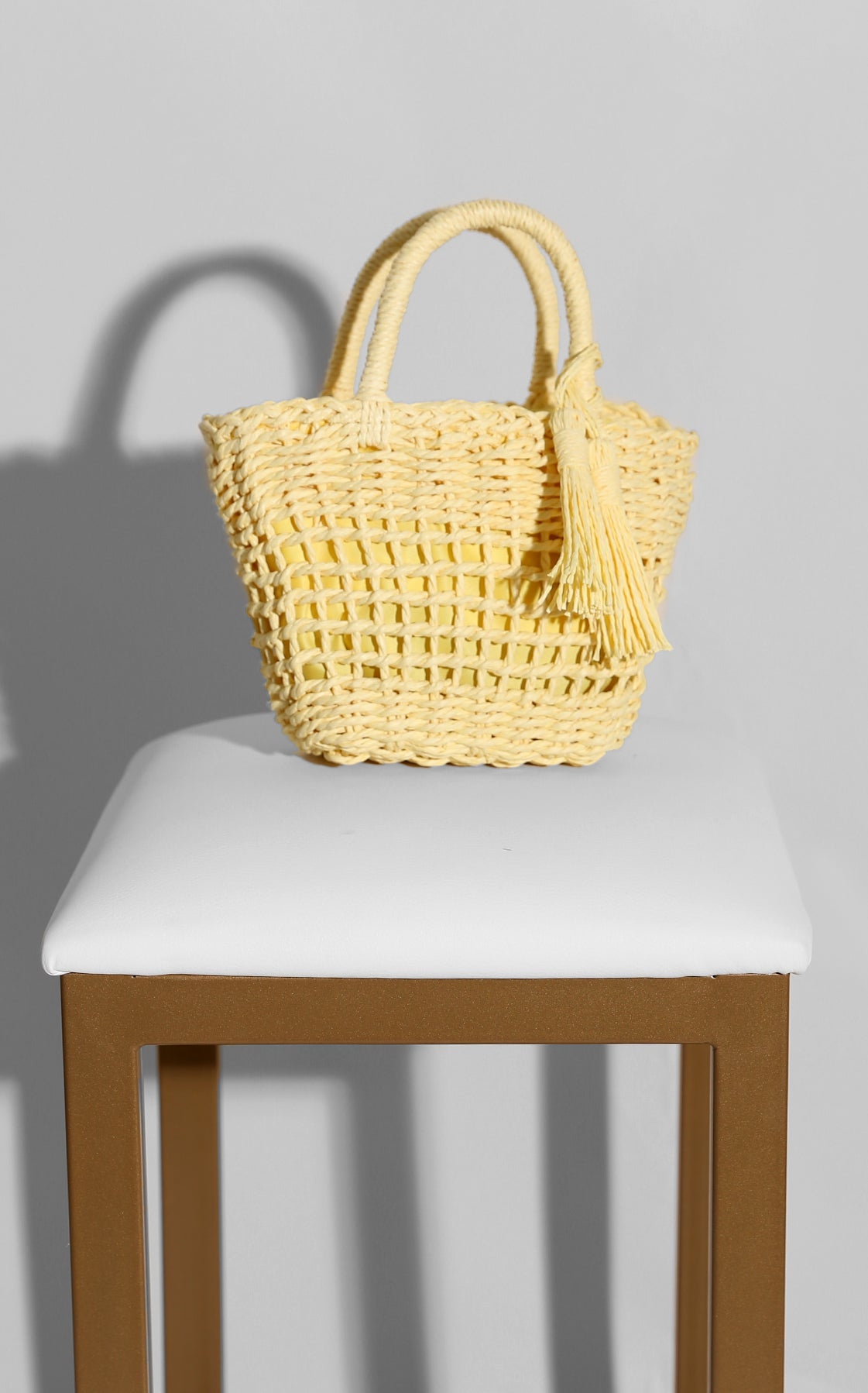 Castaway Bag Yellow
