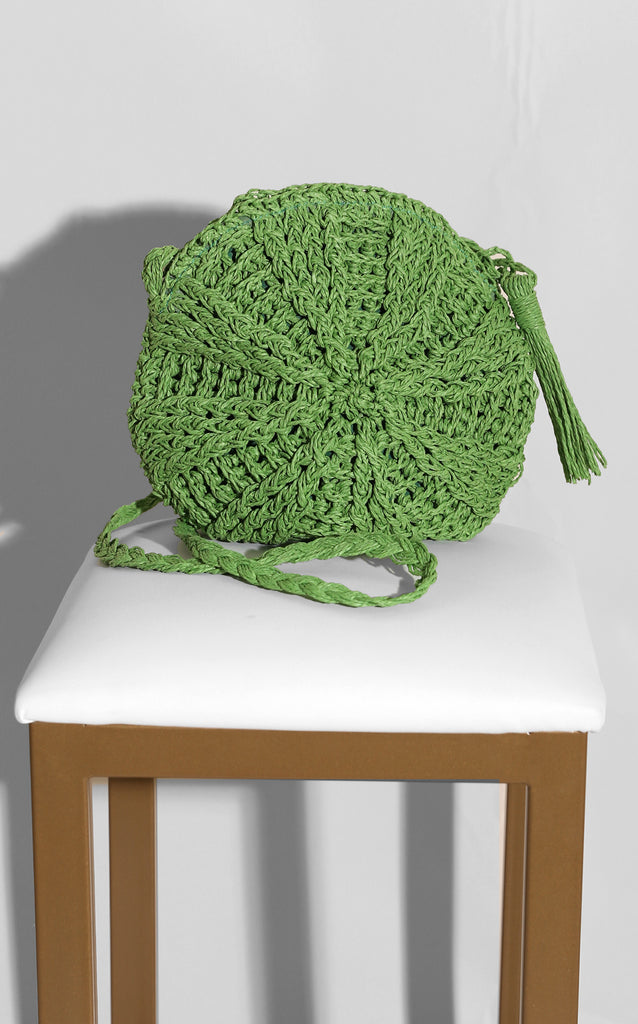 Riley Bag Green