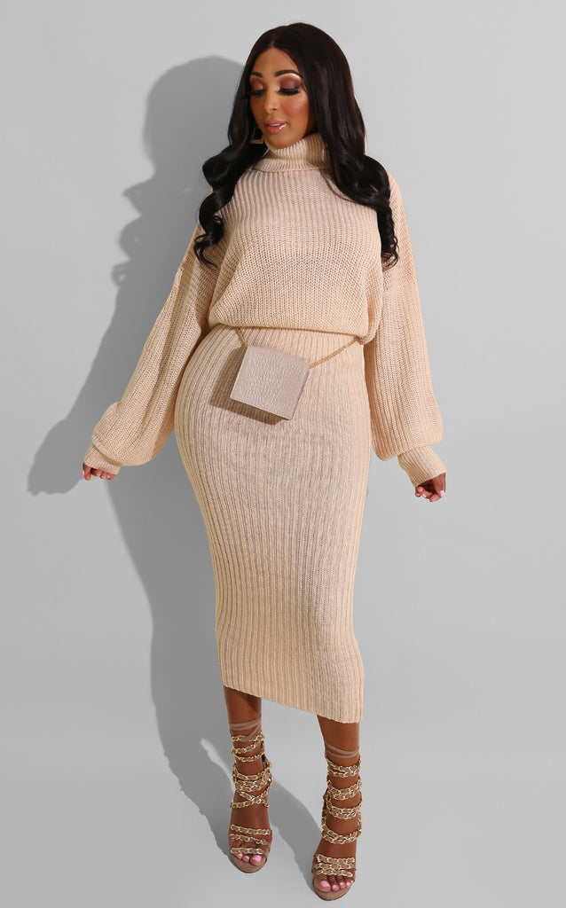 Killing Me Softly Sweater Set
