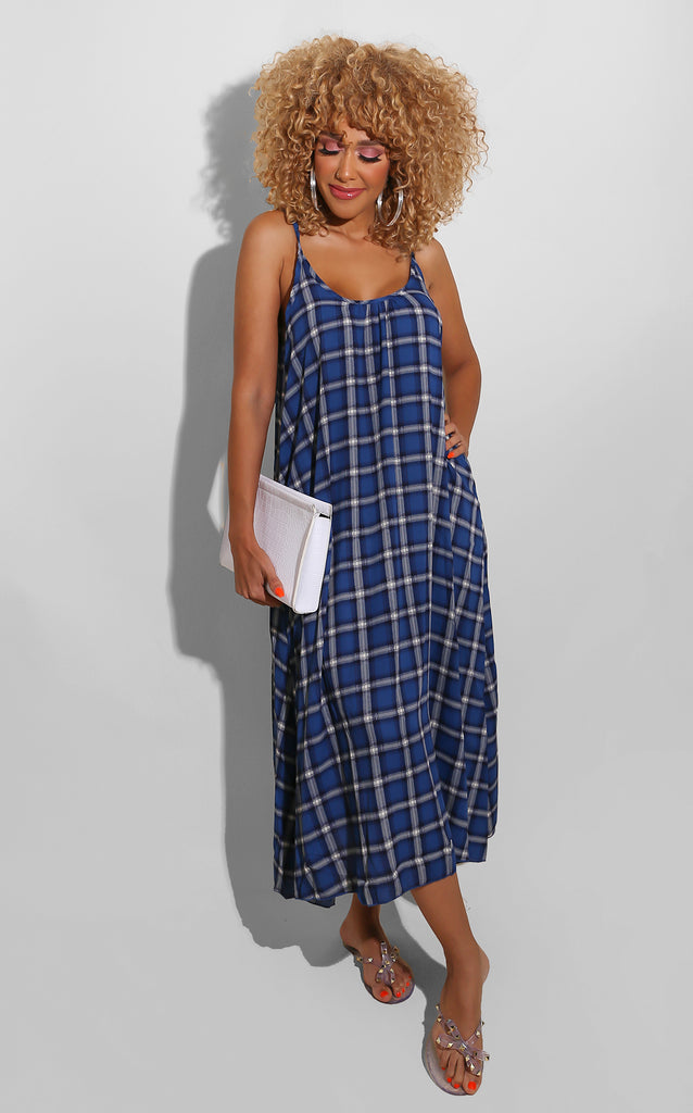 Put on and Go Maxi Blue