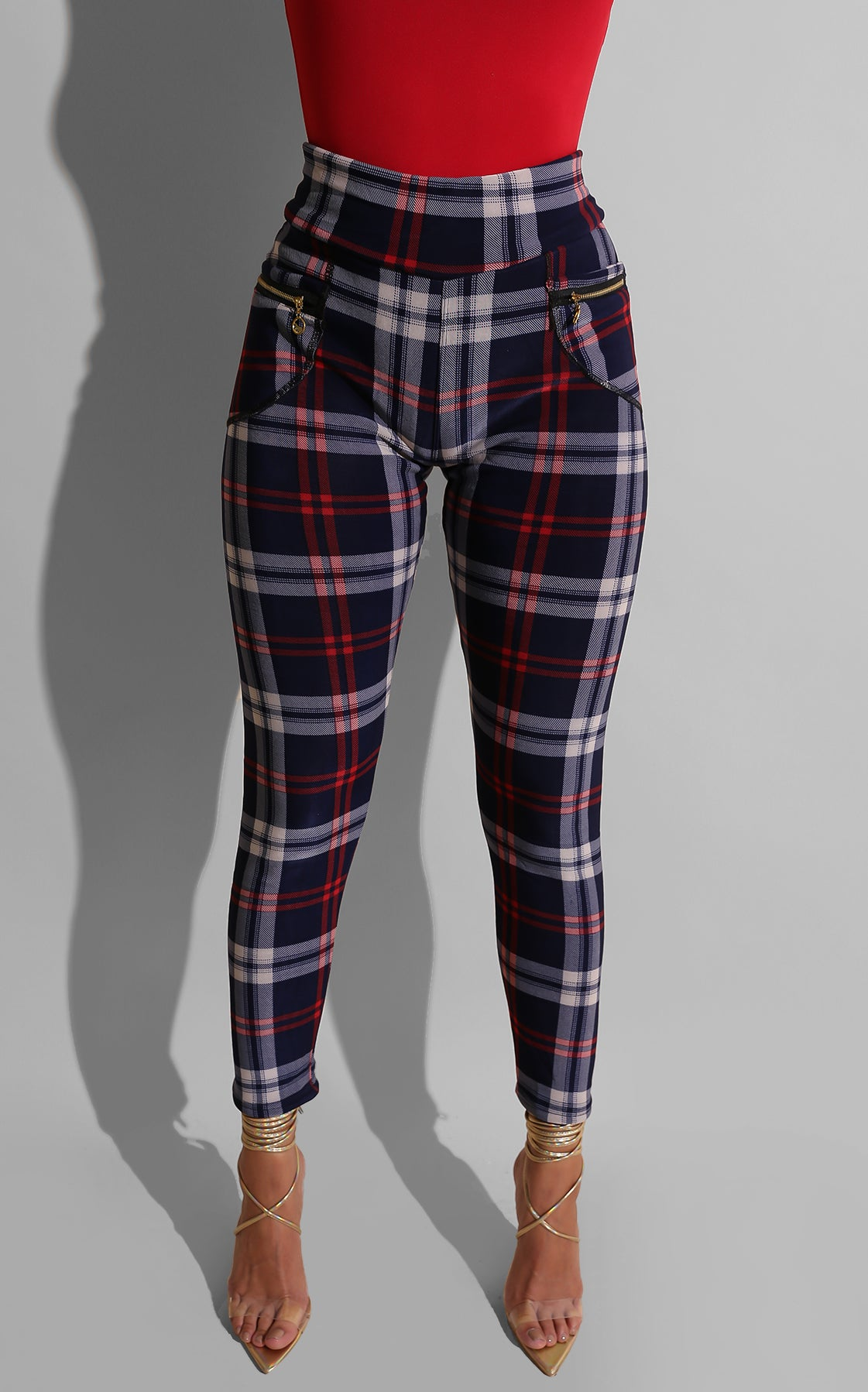 As If Plaid Pants Cheer