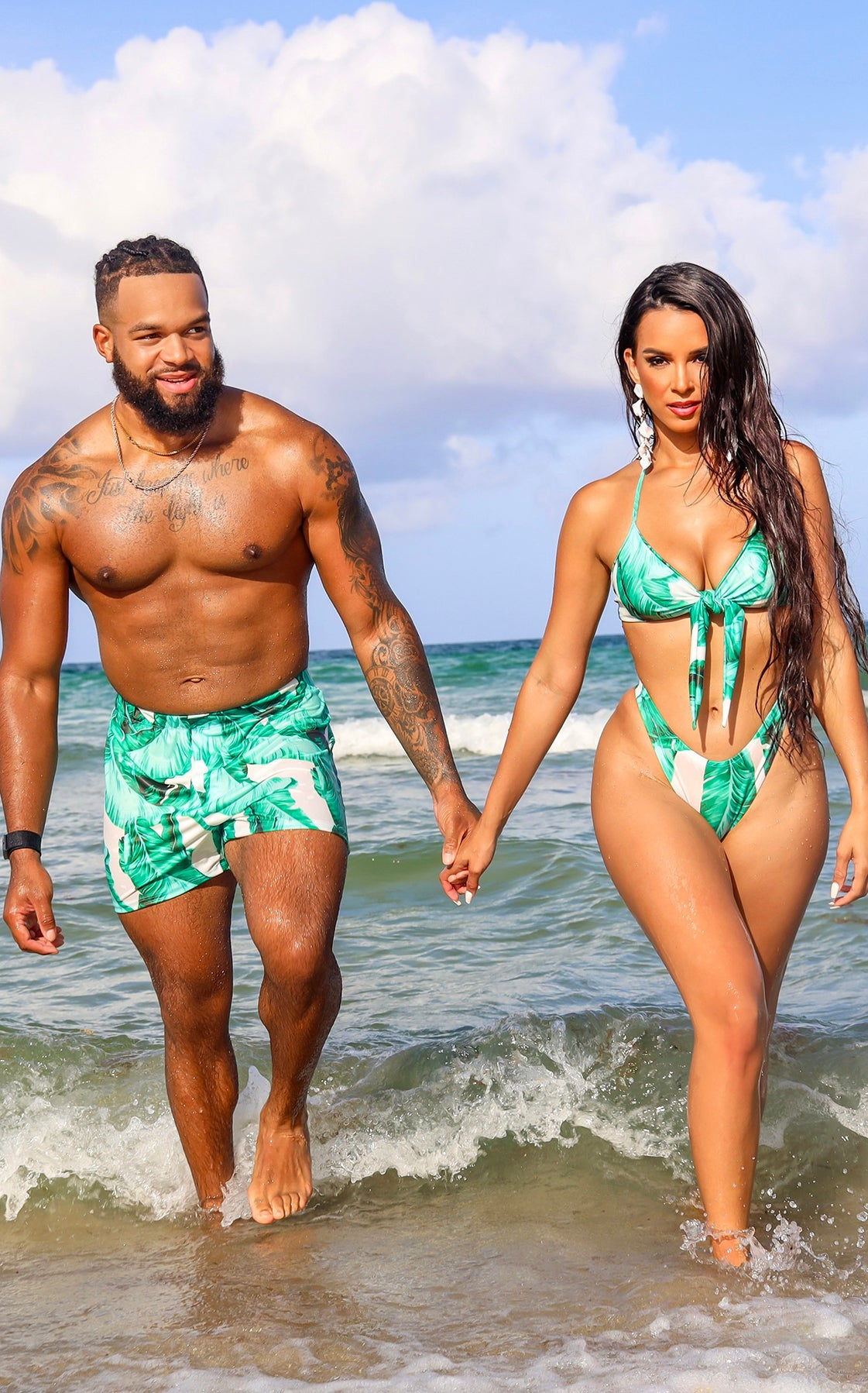 Take Me Out Jumpsuit