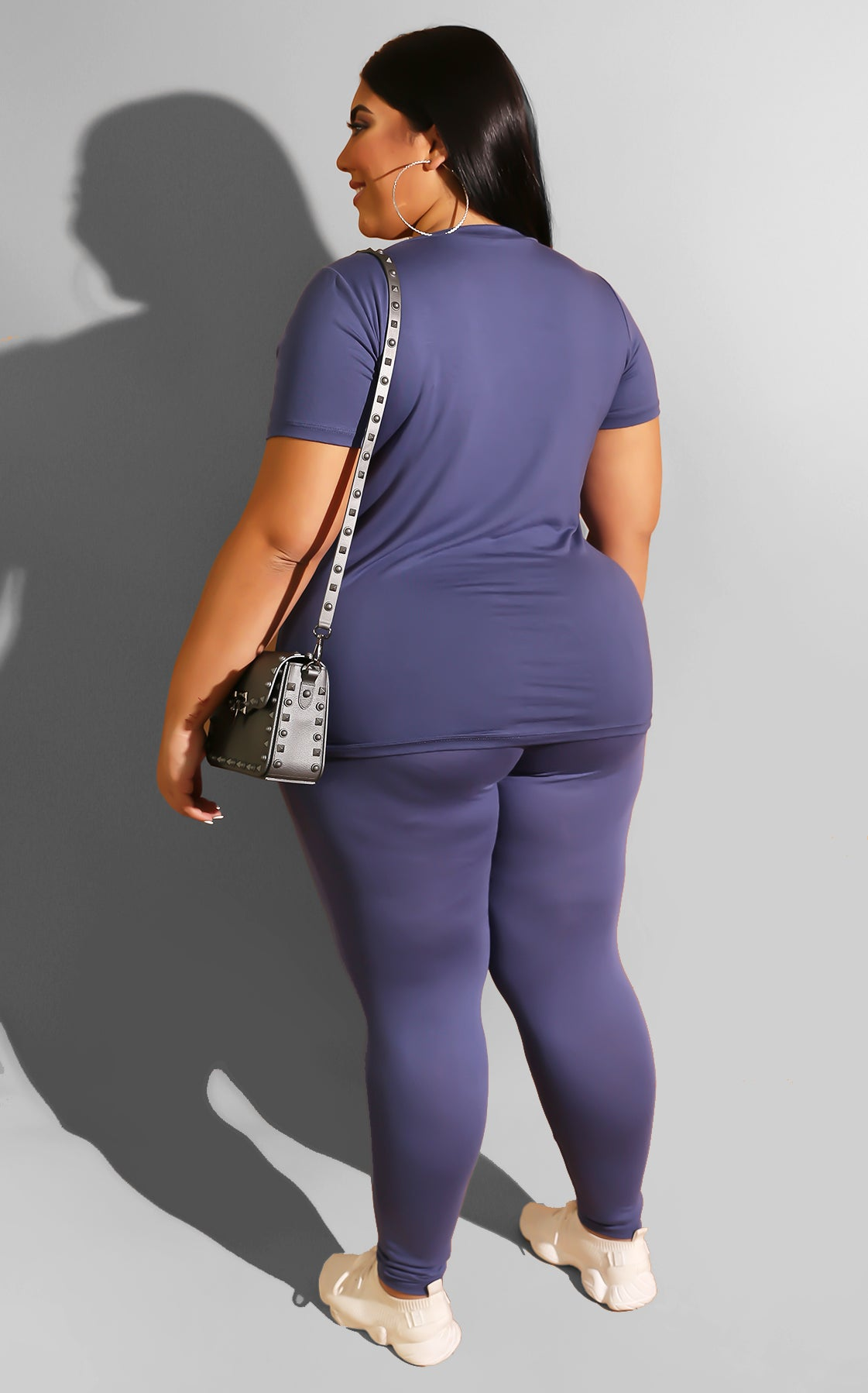 Curvy Gianni Pant Set