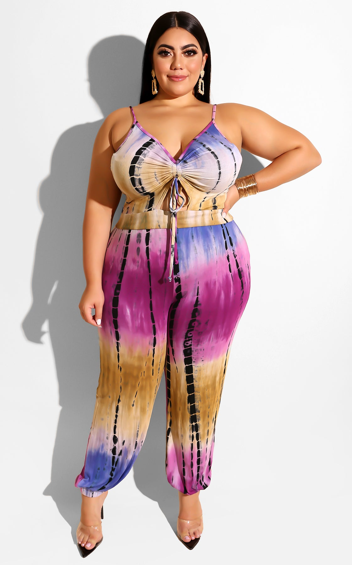Curvy The Wynn Jumpsuit