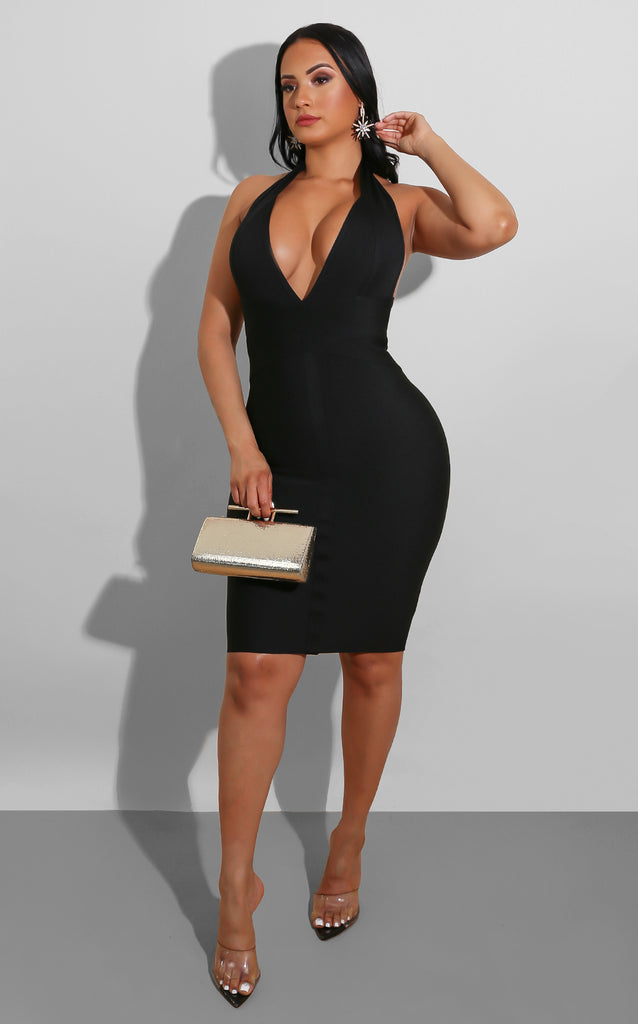 Cute Bandage Dress