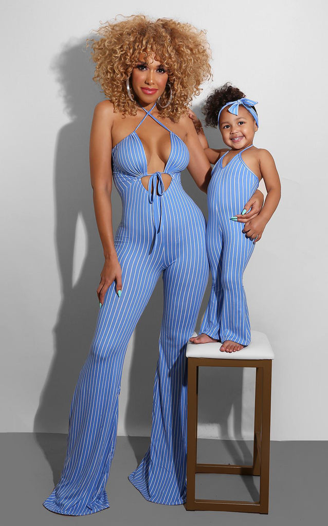 Mini Me Baby Doll Jumpsuit