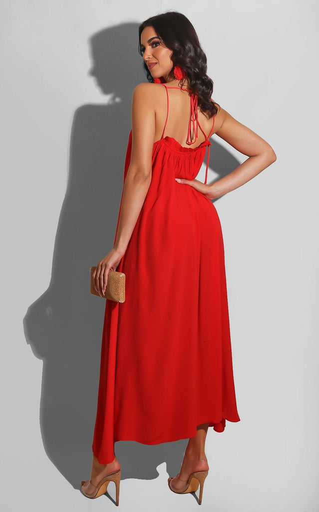 On the Run Maxi Red