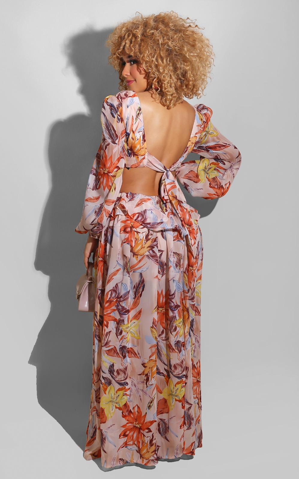 Spring Night Dream Maxi