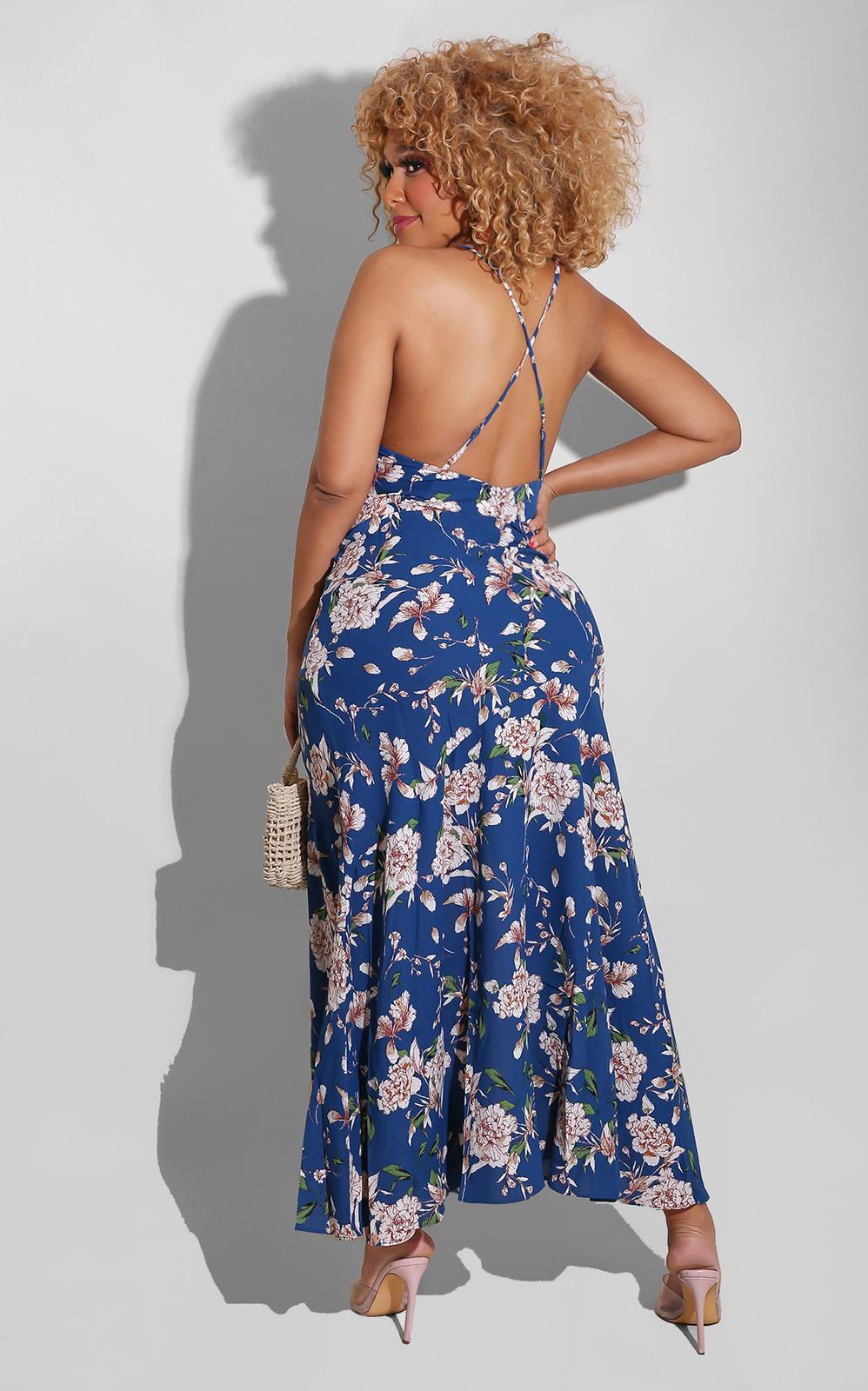 Love Affair Maxi Blue