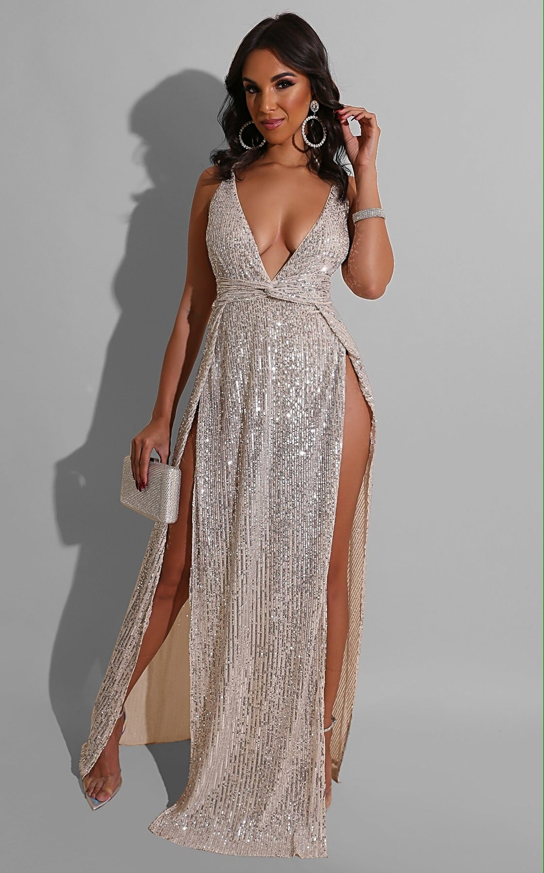 Guiding Light Gown