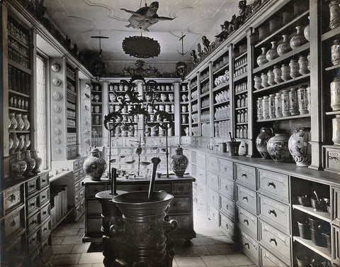 The Mysteries of Apothecaries