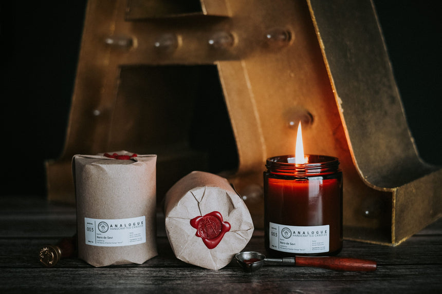 Analogue Handcrafted Candles