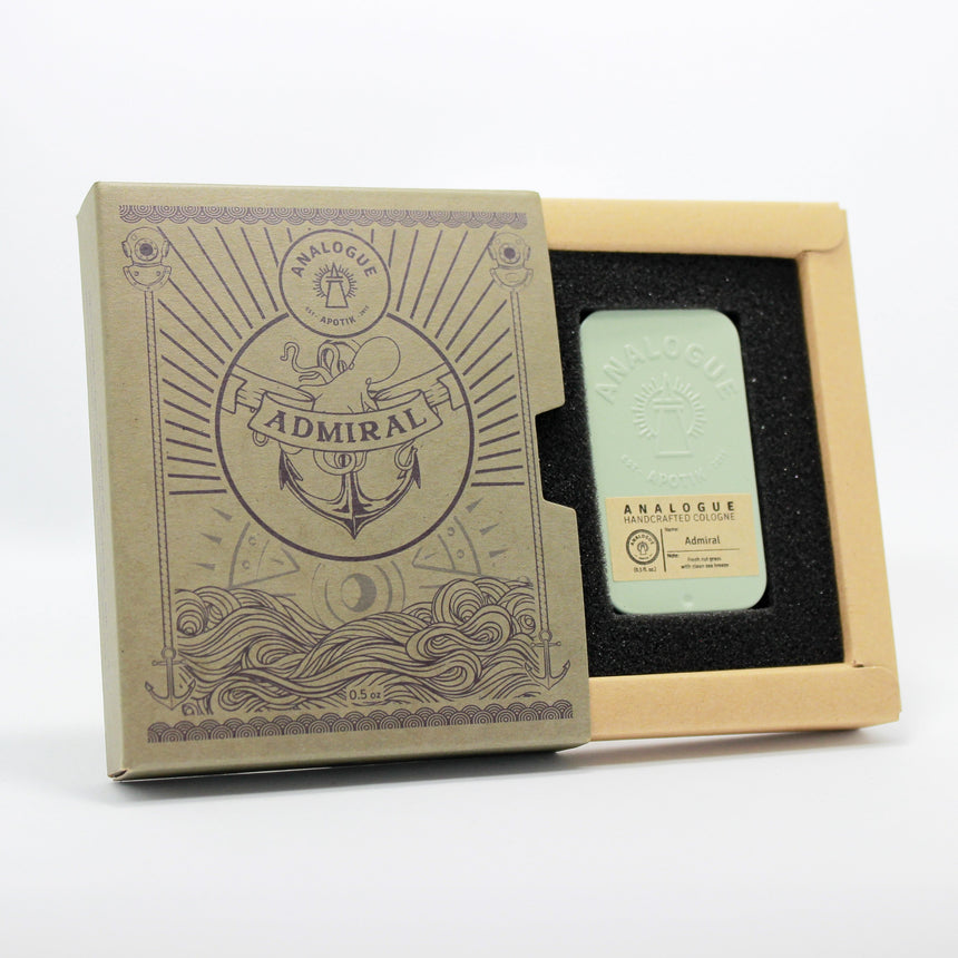Admiral Solid Cologne