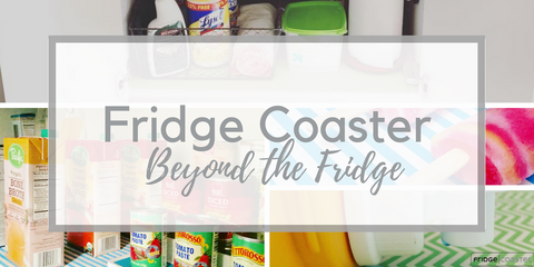 Fridge Coasters® Beyond the Fridge