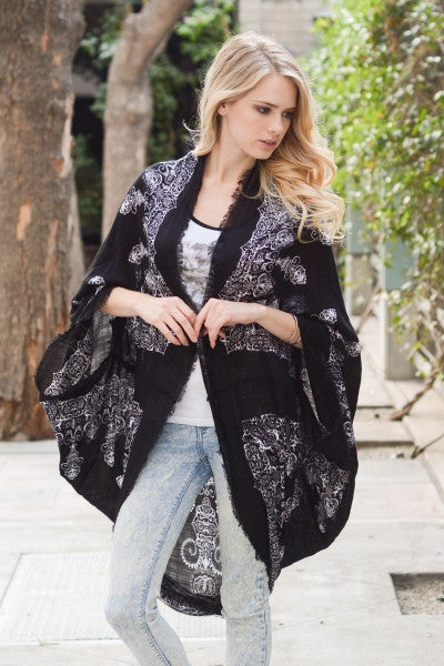 Keeping it Kimono Cool