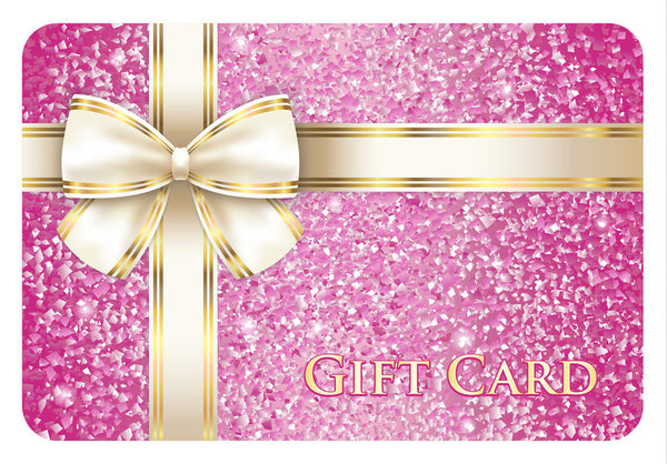 The Pinkwell Gift Card (Click to change gift $ amount)