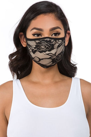 Regina Rose Threading Face Mask