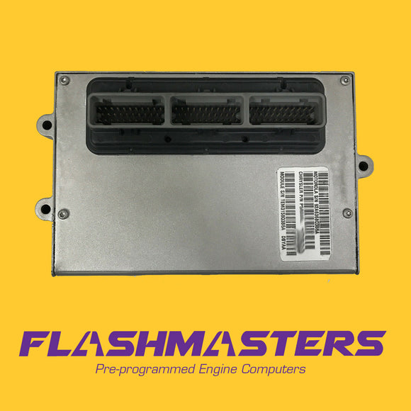 2002 Grand Cherokee 4.0L Computer P56044357 ECU ECM PCM