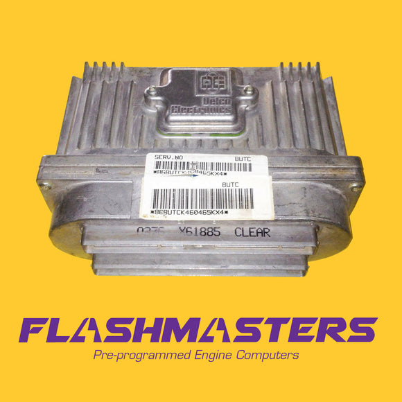 1996-99 Oldsmobile Aurora  Engine computer 16214848
