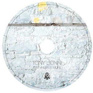 Tony Lionni - Just A Little More (CD)