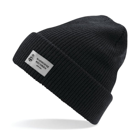 Madhouse Beanie (Black)