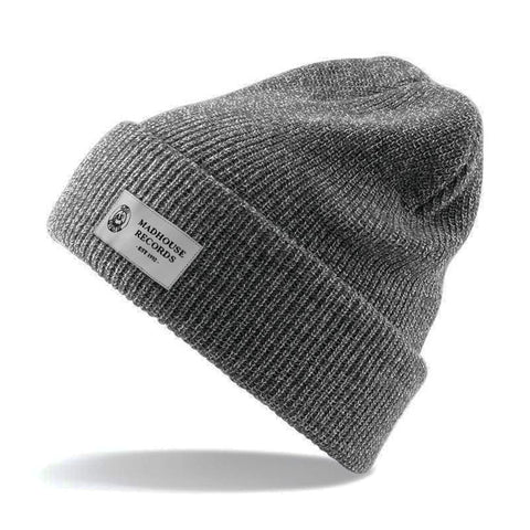 Madhouse Beanie (Grey)