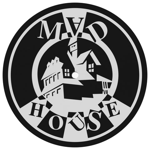 Madhouse Records Slipmats