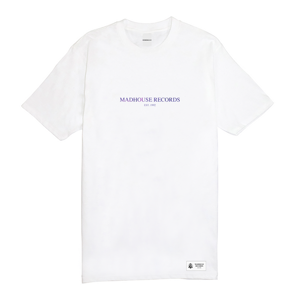'Melting' Tee - White - 2019 Edition