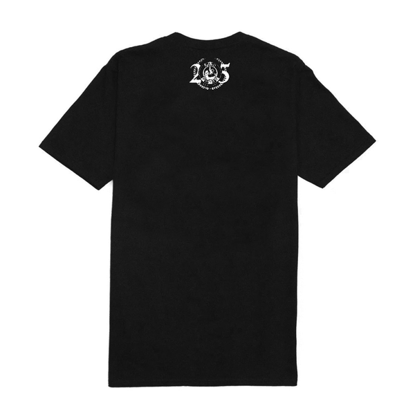'Tokyo' Tee - Black - '25 Years' Collection