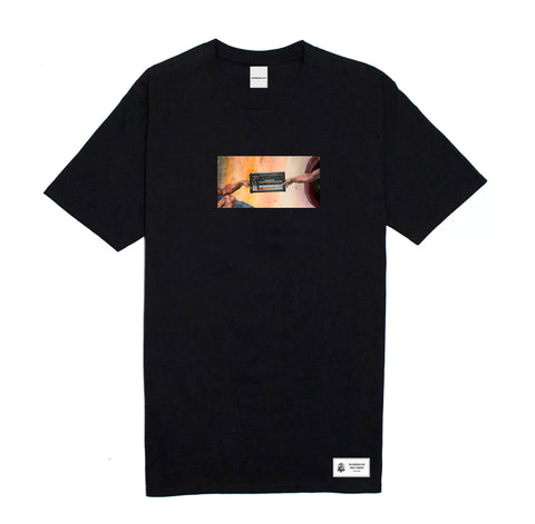 'The Creation' Tee - Black
