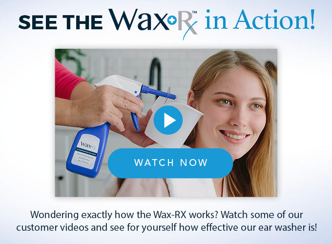 See the Wax-Rx in action!