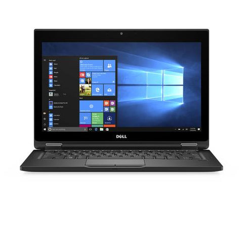 DELL Latitude 5289 2.50GHz i5-7200U 12.5Zoll 1920 x 1080Pixel Touchscreen Schwarz Hybrid (2-in-1)
