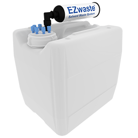 Foxx's EZwaste Solvent Waste System - Important for Everyone