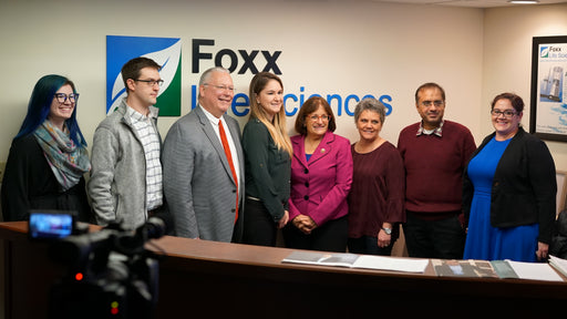 Rep. Kuster Visits Foxx Life Sciences to Discuss EXIM - Union Leader Business News Article