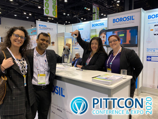 Foxx Life Sciences at Pittcon, Booth #4125!