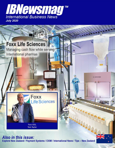 IBNewsmag International Business News Feature Foxx Life Sciences