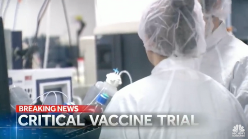 VersaCap® Technology Aids Critical Vaccine Trial, NBC Nightly News