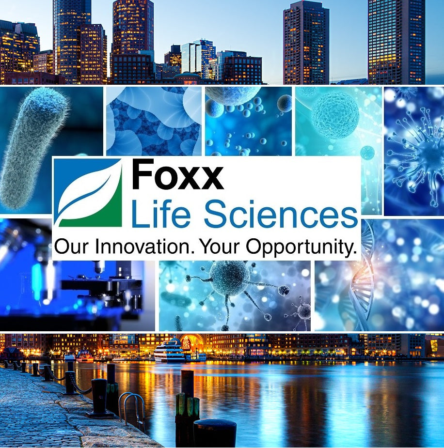 Foxx Life Sciences at Boston Area Trade Shows in September