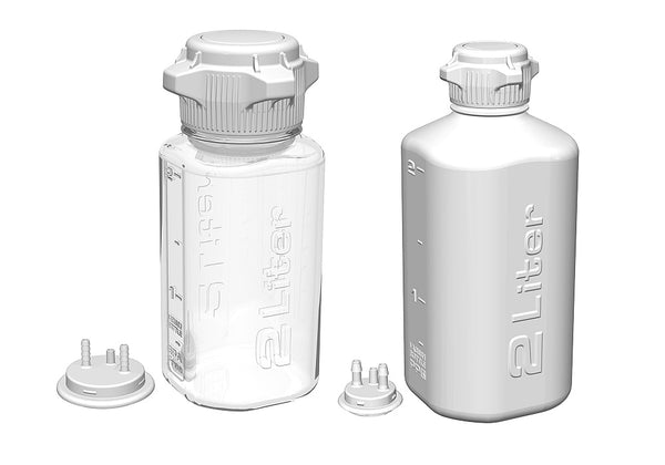 Foxx Life Sciences HD Vacuum Bottles