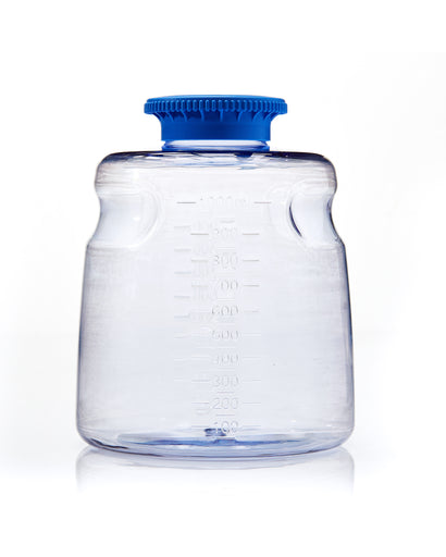 1L PC SECUREgrasp® Media Bottle, Sterile