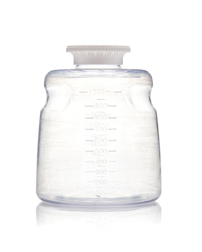 1L PS SECUREgrasp® Media Bottle, Sterile