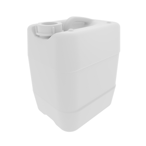EZLabpure™ UN/DOT Container ,10L, HDPE, with Closed Cap