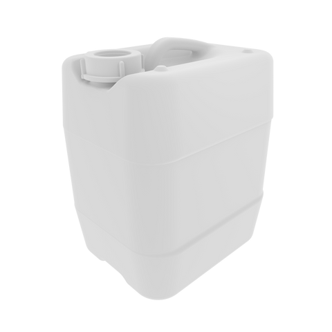 UN/DOT Container ,10L, HDPE, with Closed Cap