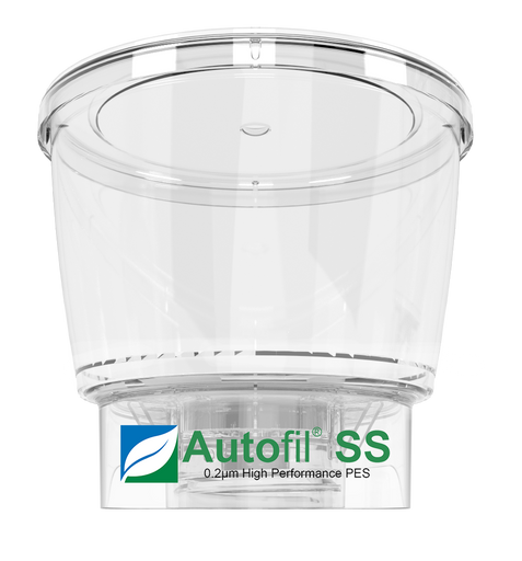 Foxx Autofil SS 0.2µm 500ml Bottle Top Filtration Unit, Funnel Only