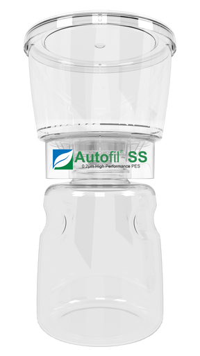 Foxx Autofil SS 0.2µm 500ml Bottle Top Filtration Unit