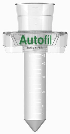 24/case Autofil® 50ml Vacuum Filter .2μm High Flow PES w/ tube