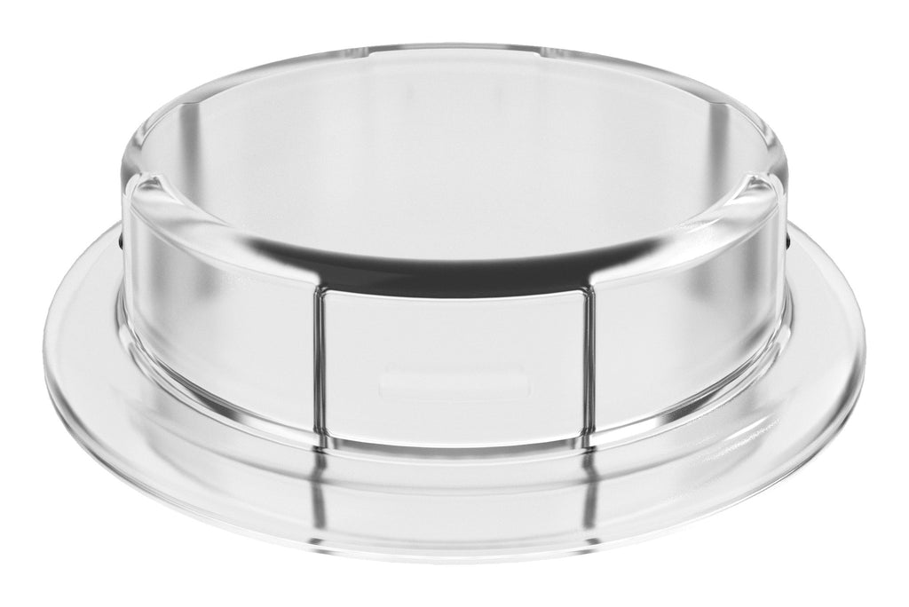 VersaCap® 83mm Closed Adapter insert, Clearview