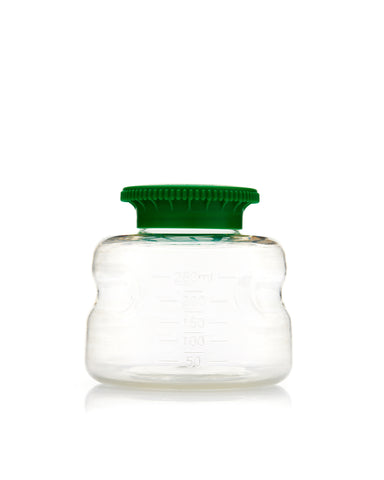 250ml SECUREgrasp® PETG Media Bottle, Sterile
