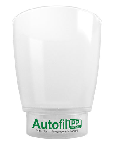 Autofil PP, 1000mL Funnel Assembly, 0.2µm Foxx High Flow PES Membrane